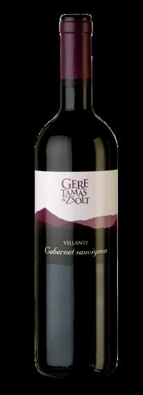 Gere Tamás Pincészete - Villány Cabernet Sauvignon Válogatás vörösbor