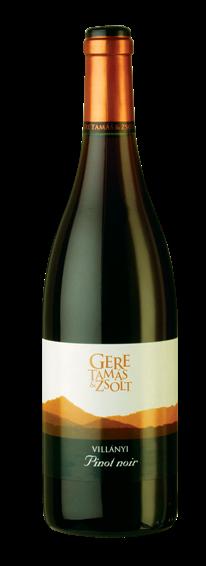 Gere Tamás Pincészete - Villány Pinot Noir Válogatás vörösbor