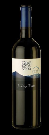 Gere Tamás Pincészete - Villány  Villányi Franc Válogatás vörösbor